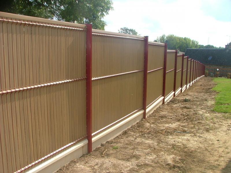 Lecorre arnaud serrurerie metalerie garde corp portail - Poteau beton 12x12 ...