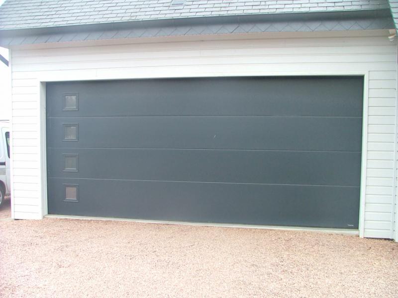 Lecorre arnaud serrurerie metalerie garde corp portail for Porte de garage le havre